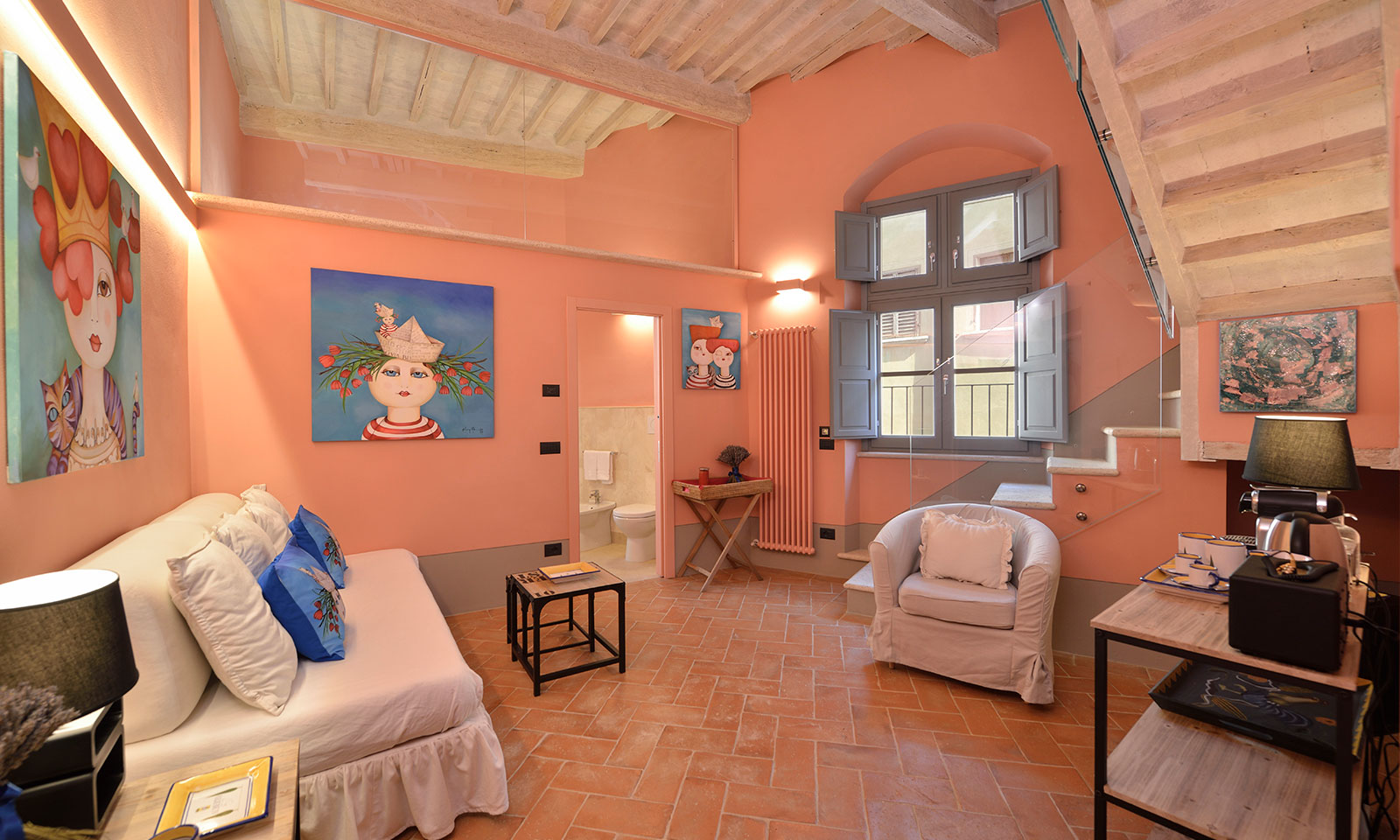 Charming home in Montepulciano